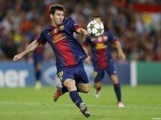 «Барселона» приедет в Манчестер фаворитом