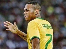 Робиньо вновь вызван в сборную Бразилии