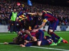 Каталонцы сделали серьезный шаг на пути к чемпионству в Примере