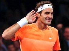 Федерер находится в отличной форме