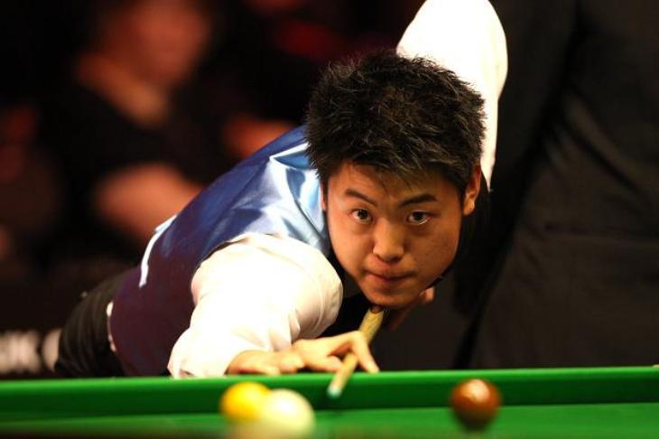 Лян Веньбо выиграет в матче
