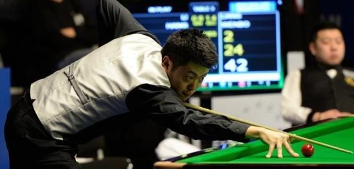 Лян Веньбо крупно выиграет матч