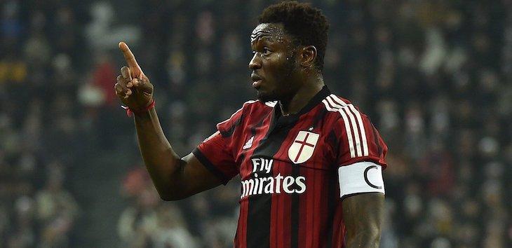 Даже без Салли Мунтари в «Милане» есть грубые игроки