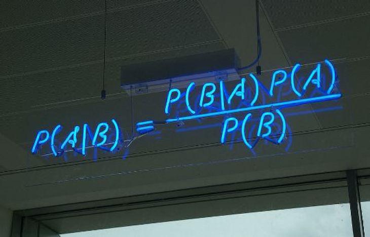 Формула Байеса в простом выражении