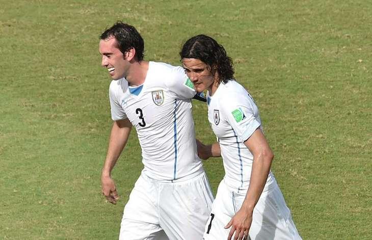 Уругвай выиграет с форой (-1.5)