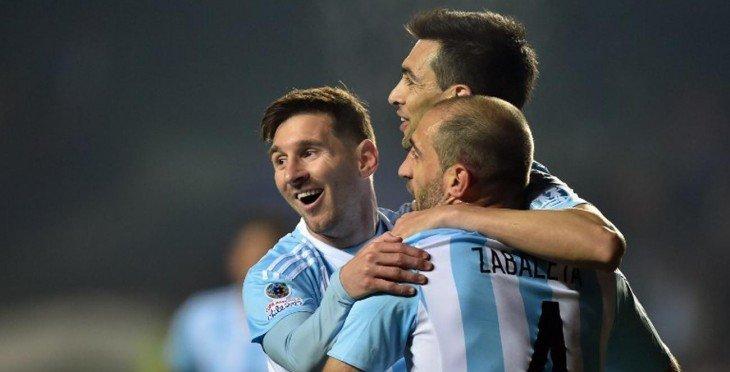 "Генич: ""Аргентина забьёт в ворота Чили во втором тайме"""