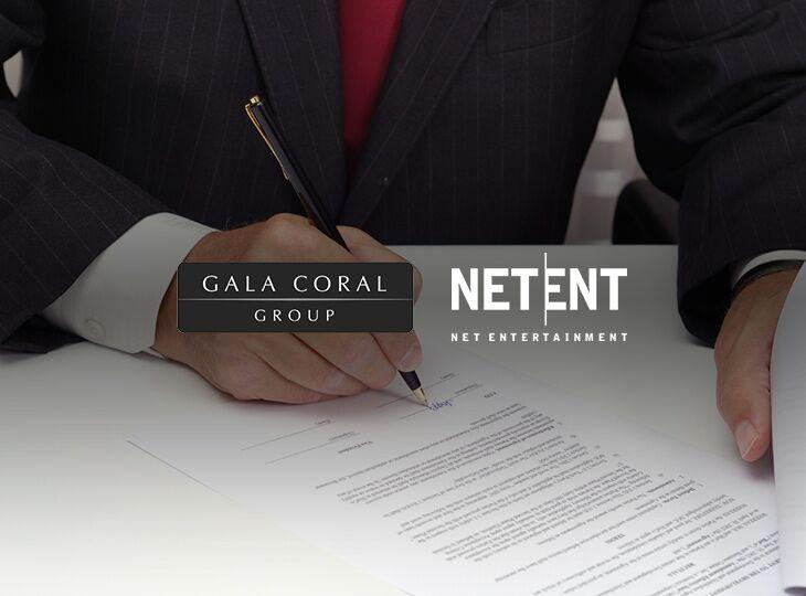 NetEnt сотрудничает со многими лидерами букмекерского бизнеса