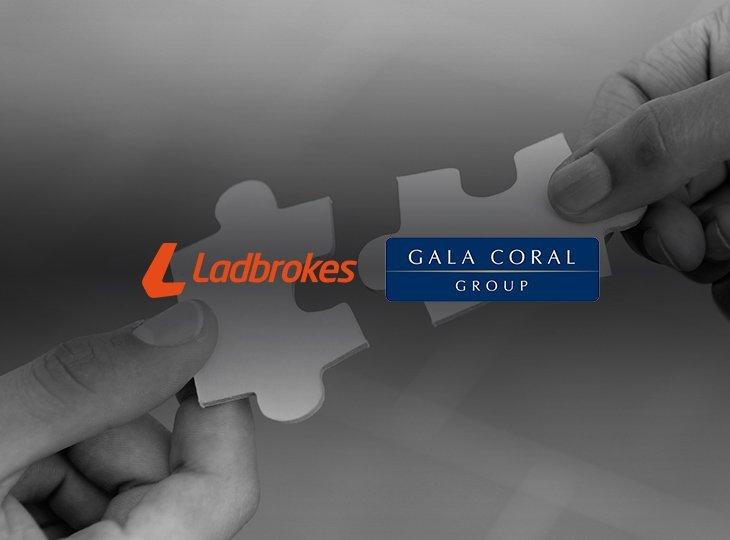 Букмекеры Ladbrokes и Gala Coral объединились в компанию Ladbrokes Coral