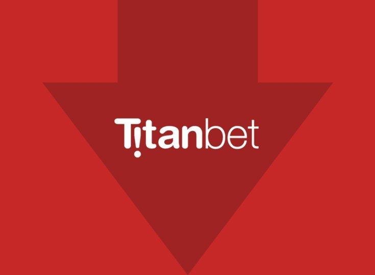 Оценка Titanbet понижена на два пункта