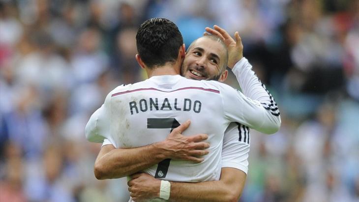 Мадридцы победят в матче с Хихоном крупно