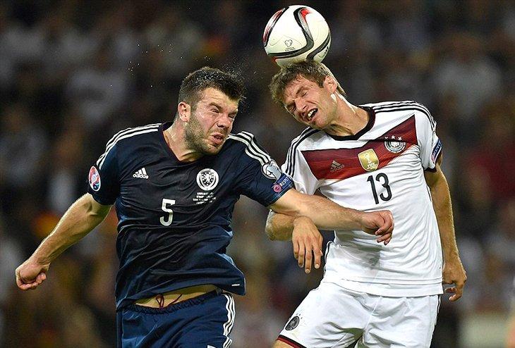 Казанский: в матче Шотландия — Германия обе команды вполне способны забить