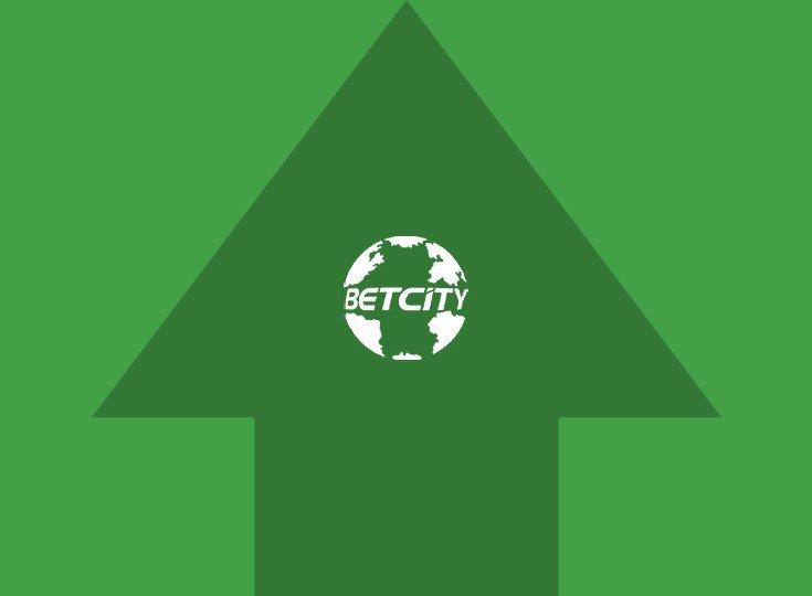 Betcity повышена до уровня рекомендуемой букмекерской конторы