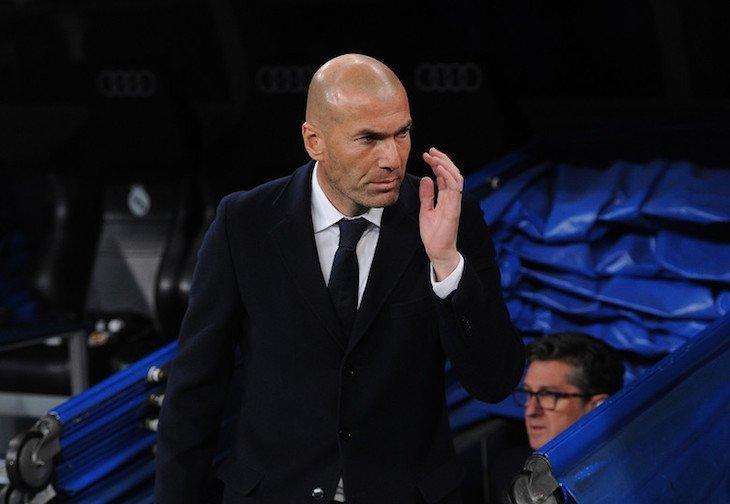 Для Зидана очень важно хорошо сыграть в Барселоне