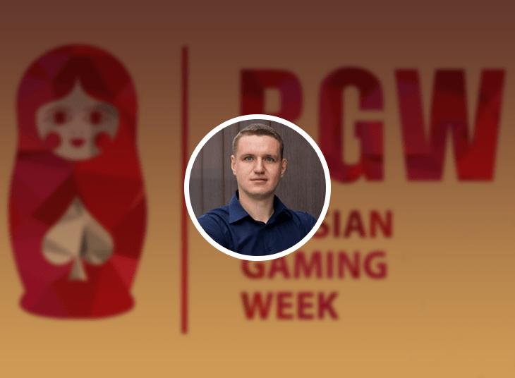 У Сергея Ефименко остались яркие впечатления от посещения выставочного пространства Russian Gaming Week