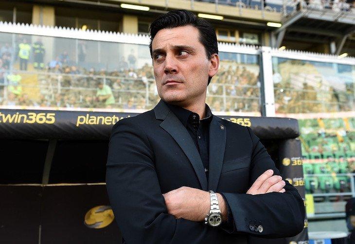 Монтелла сумел вдохнуть жизнь в «Милан»