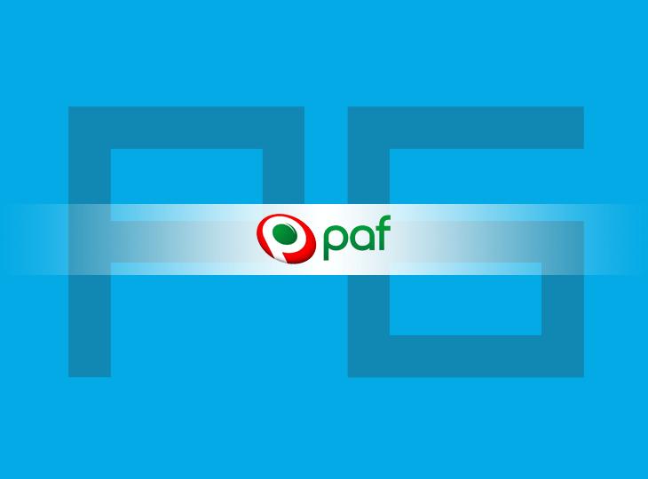 В рейтинг букмекеров добавлена БК Paf