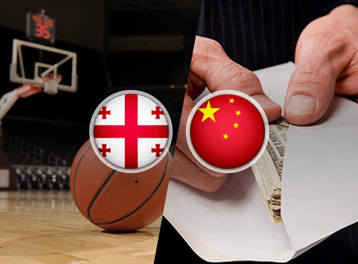 Китайские букмекеры фигурируют в деле о договорных матчах в Грузии