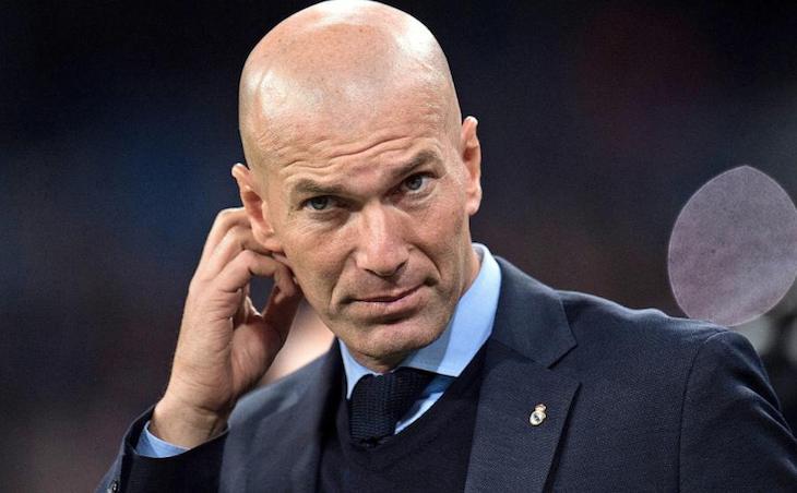 От Лиги чемпионов зависит будущее Зидана в Мадриде