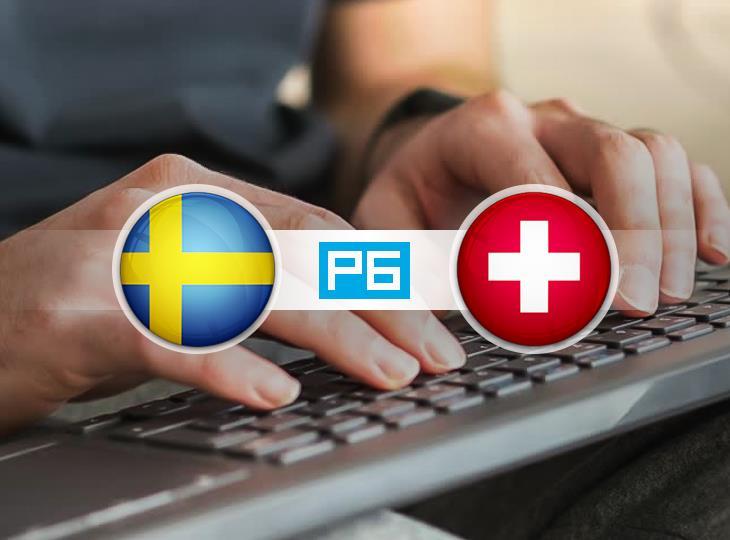 Текстовая трансляция матча Швеция - Швейцария