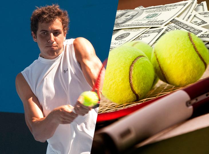 Бывший теннисист сознался в организации договорного матча