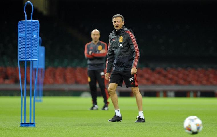 Луис Энрике отлично зарекомендовал себя на посту тренера сборной