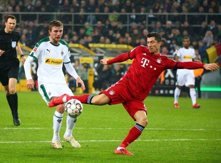 «Боруссия» Менхенгладбах - «Бавария». Обзор матча от «Рейтинга Букмекеров»