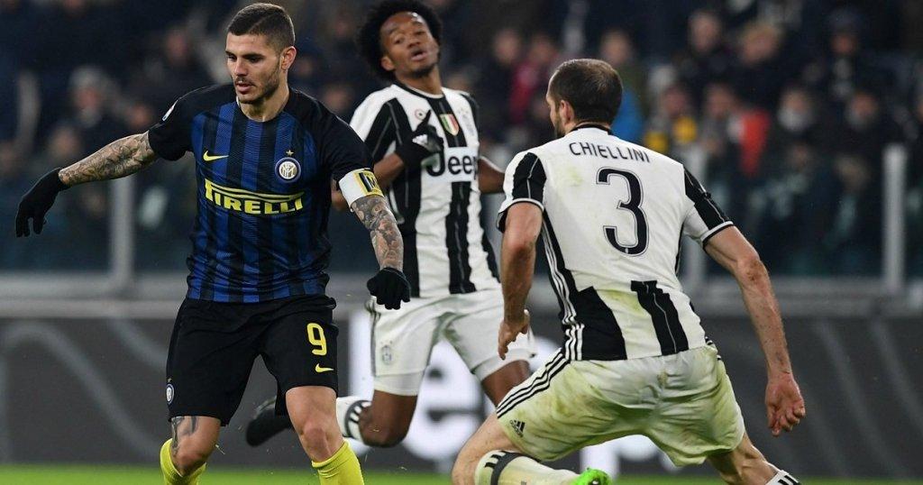 «Интер» - «Ювентус»: ставки, прогнозы и коэффициенты букмекеров на матч 27 апреля 2019 года