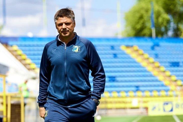 Ростовчане расстались со старшим тренером молодежной команды