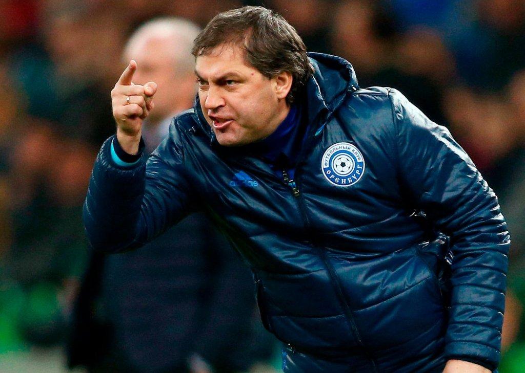 СМИ: Евдокимов сменит Бердыева на посту главного тренера «Рубина»