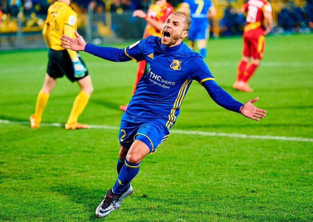 Матч с «Зенитом» станет для Калачева последним в составе »Ростова»