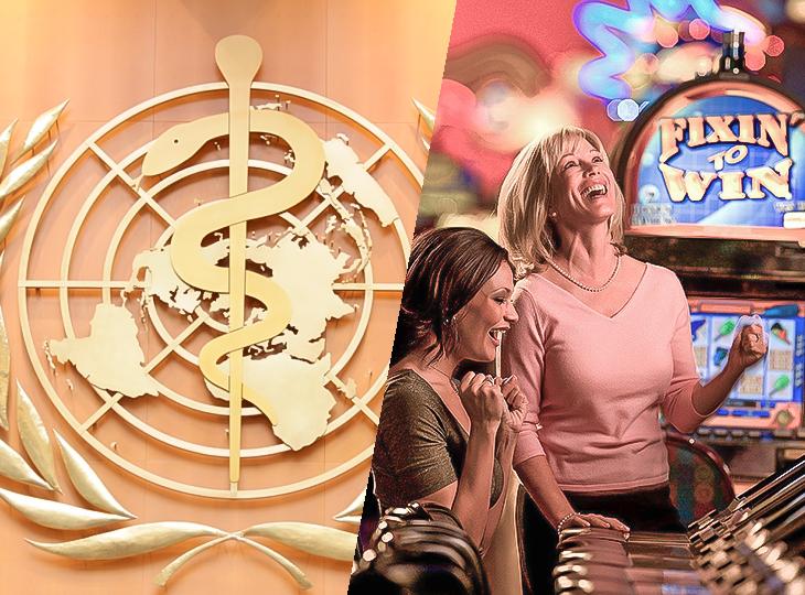 ВОЗ официально признала игроманию болезнью