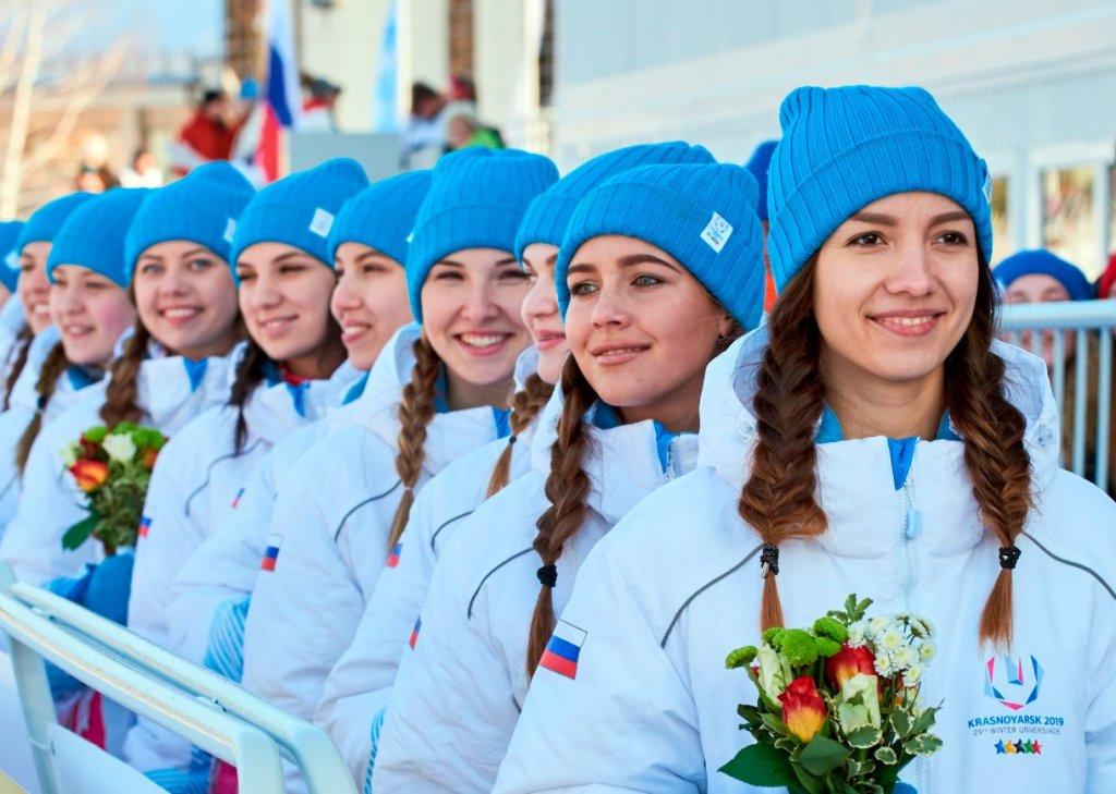 Победители Универсиады в Красноярске получат по 200 тыс. рублей
