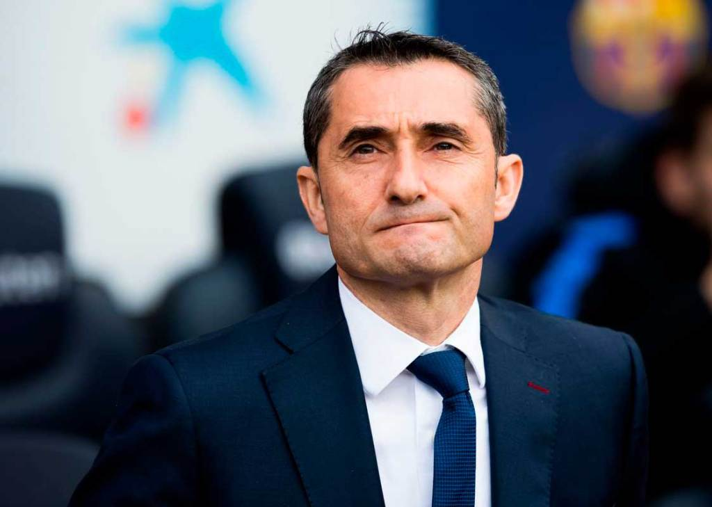 RAC 1: Сегодня «Барселона» объявит об уходе Вальверде