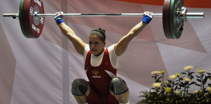 Российская тяжелоатлетка Ломова дисквалифицирована на четыре года