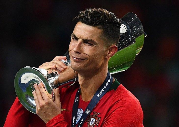 Криштиану Роналду: еще один трофей