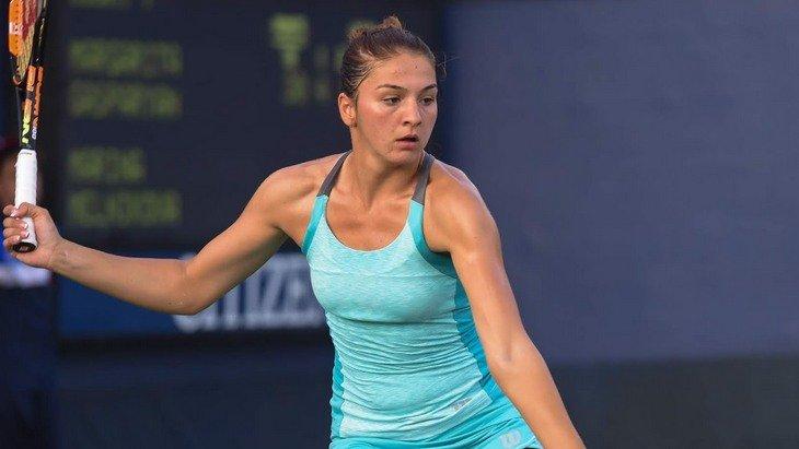 Гаспарян обыграла Свитолину и вышла во второй круг теннисного турнира WTA