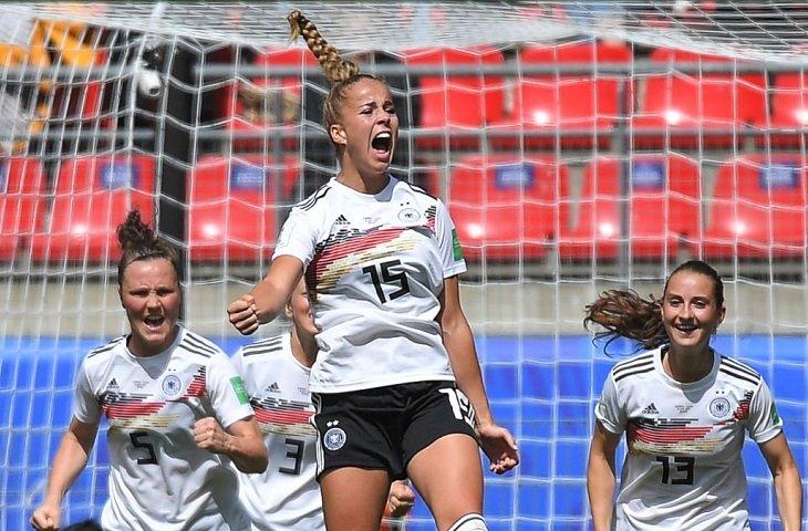 Женская сборная Германии по футболу