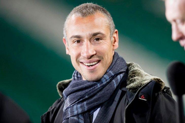Ларссон— главный тренер «Хельсингборга»