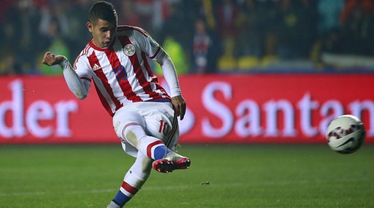 Парагвай не удержал победу над Катаром на Кубке Америки по футболу