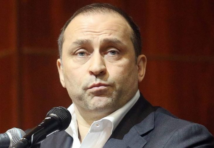 Депутат Госдумы Дмитрий Свищев