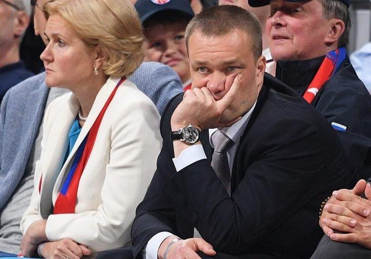 Ватутин продолжит работу в качестве президента БК ЦСКА