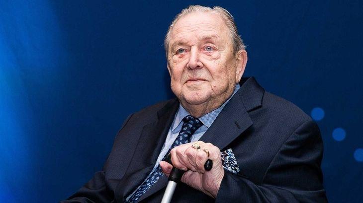 Леннарту Юханссону было 89 лет