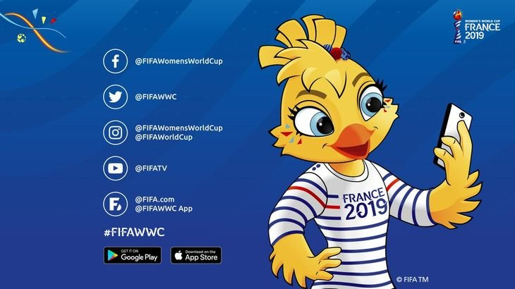 Чемпионат мира по футболу среди женщин 2019 продлится до 7 июля