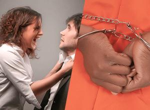 Лудоманке грозит тюрьма за избиение мужа