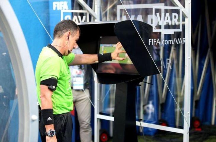 VAR будут использовать в матчах Лиги наций