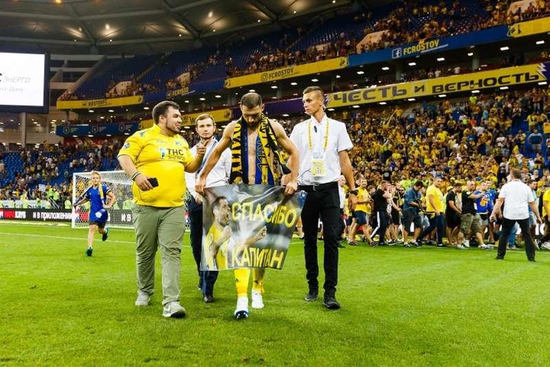 """Александр Гацкан: """"Жизнь продолжается, идем вперед и надеемся, что дальше буду в футболе"""""""