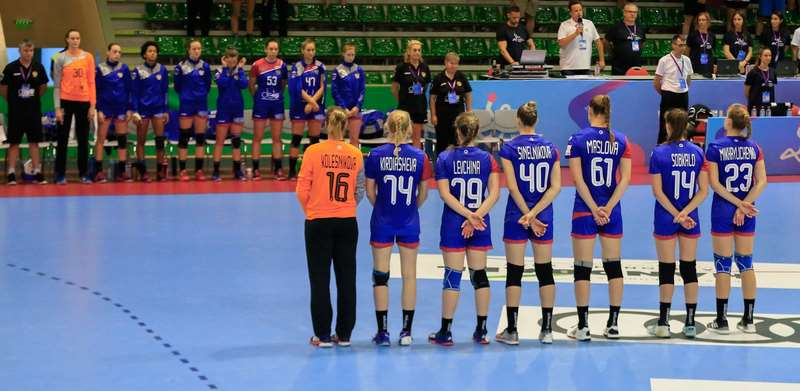 Россиянки разгромили Словакию