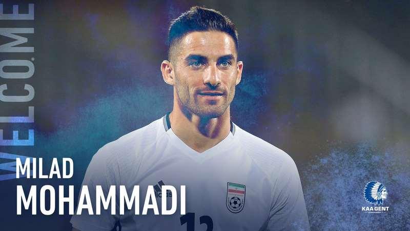 """Бывший защитник """"Ахмата"""" Мохаммади продолжит карьеру в Бельгии"""