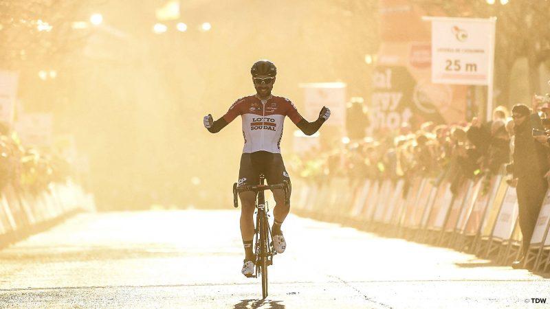 «Тур де Франс-2019». Де Гендт выиграл 8-й этап