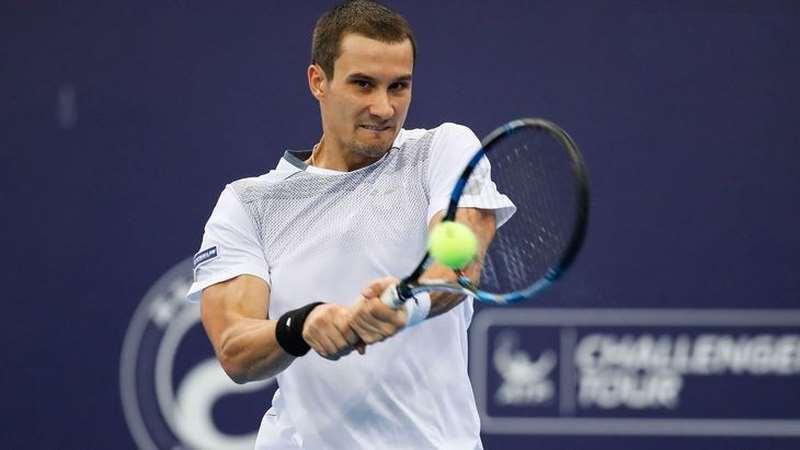 Донской вышел в полуфинал квалификации US Open